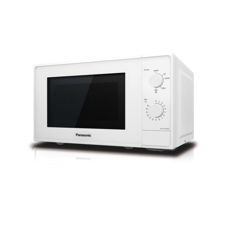 panasonic micro ondes solo 800w 5 niveaux de puissance. Black Bedroom Furniture Sets. Home Design Ideas