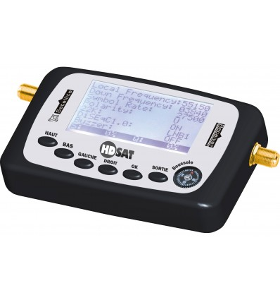 SF-500 POINTEUR SATELLITE DIGITAL SATFINDER