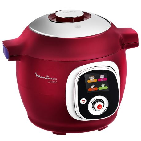cookeo.multicuiseur.6l.rouge.