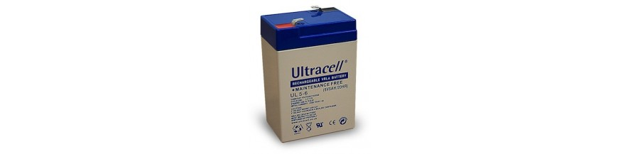 Rechargeable battery 6V